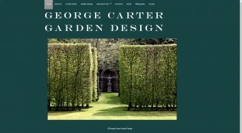 George Carter Garden Design