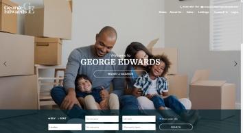 George Edwards, Measham