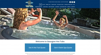 Georgian Hot Tubs & Swim Spas