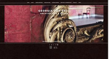 Georgia von Esco Architecture & Interior Design London