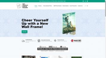 Get Acrylic Photo Frames