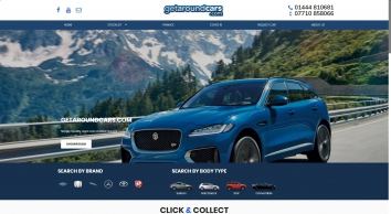 Quality Used Cars West Sussex | getaroundcars.com