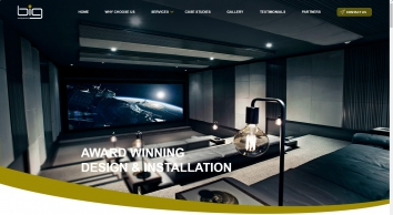 The Big Picture - AV & Home Cinema Ltd