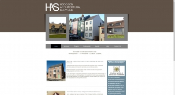 Garry Hodgson Architectural Services for new builds, house extensions, alterations and conversions.