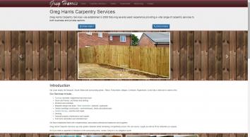 Greg Harris Carpentry Services