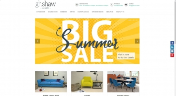 Home | GHShaw Ltd