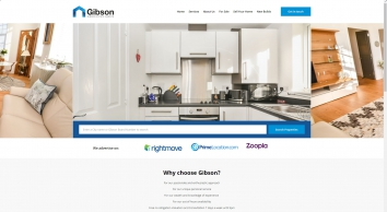 Gibson Estate Agents, Edinburgh