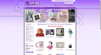 The Gift Box for Cards, gifts, party wear, balloons, cake decorations & stationary