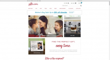 Gift Ideas for Everyone   Find the Perfect Gift, Every Time - Gifts.com