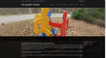The Gilders\' Studio - A World Renowned Company Specializing in Unique Finishes