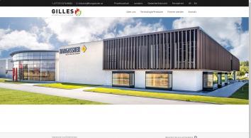 Gilles Biomass Heating