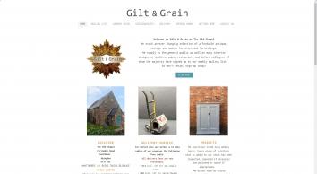 Gilt & Grain