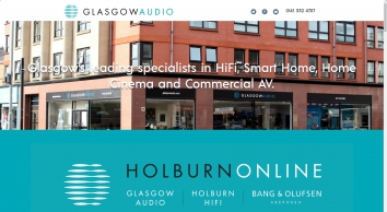 Glasgow Audio