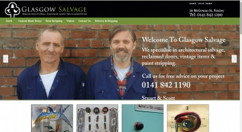 Glasgow Salvage