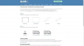 GlazeIT Balustrades