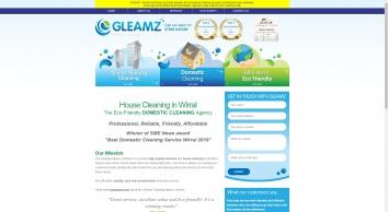 Gleamz Eco Friendly Cleaning Company