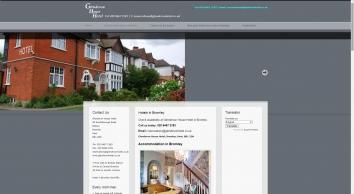 Glendevon House Hotel