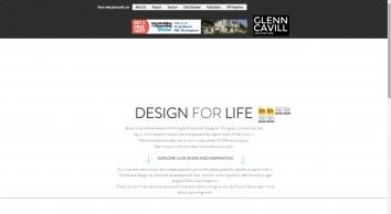 Home | Glenn Cavill - Architectural Designer - St Asaph,North Wales HQ