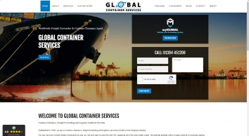 Customs clearance & freight forwarding - Global Containers