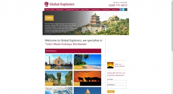 Global Explorers Ltd