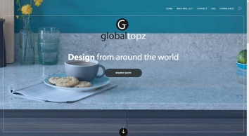GlobalTopz UK Ltd | Granite Worktops | Granite | Quartz Composite Worktops | Glass | Sinks