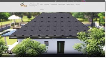 Gradnja montažnih hiš | G.M.Hiše