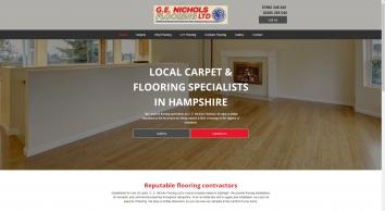 G E Nichols Flooring Ltd