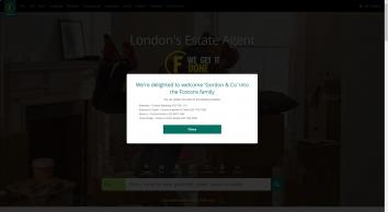 London Estate Agents | Gordon & Co