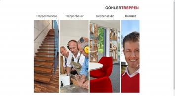 Göhlertreppen - Treppenbau aus Meisterhand seit mehr als 25 Jahren