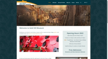 Gold Hill Museum