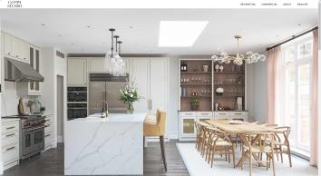 Gomm Studio - Wimbledon Village Interior Design