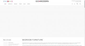 Go Modern Furniture, Contemporary Furniture Online