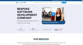 GoodCore London, UK
