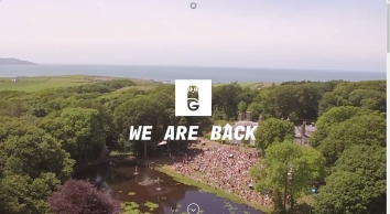 Gottwood Festival :: Electronic Music and Arts Festival :: Anglesey, Wales