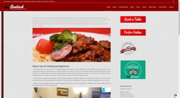 Goulash Restaurant