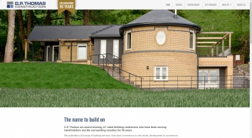 Commercial & Residential Building Contractors, Herefordshire