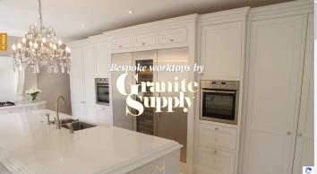 Kitchen and Bathroom Worktops in Essex - Granite Supply