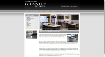 Granite Worktops in Huddersfield : Huddersfield Granite Works Ltd