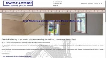 Grants Plastering Ltd