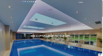 For Swimming Pool Designers in Lincoln call Grayfox Swimming Pools