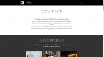Gray Page
