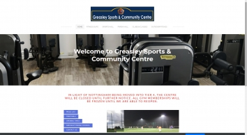 Greasley Sports & Community Centre