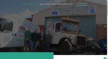 Upholstery Company | Wigston | J.B. Green Upholstery