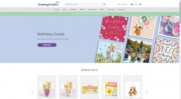 Buy Greetings Cards Online | Greetings Cards for all Occasions  | The Greetings Card Company