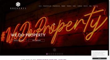 Gregorys Estate Agent, Keynsham