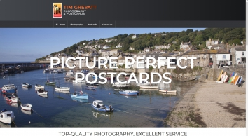 Tim Grevatt - Photography and postcards in Devon and beyond