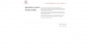 Griffon Homes: Property Development