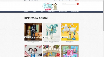 The Gromit Unleashed Shop – Gromit Unleashed Shop