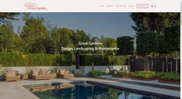 Garden Design, Landscaping, Maintenance | Brighton, Hove, East Sussex, UK | Grove Gardens - Home