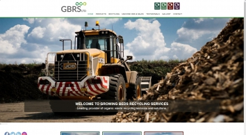 Growing Beds - recycling services